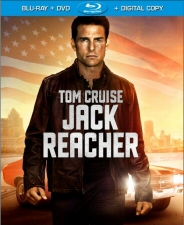 Jack Reacher Blu-Ray