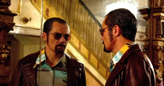 Michael Shannon as Richard Kuklinski in The Iceman