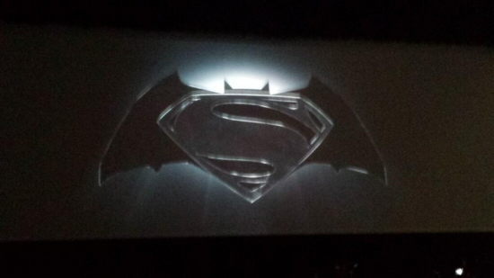 Batman-Superman Movie logo