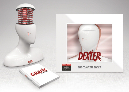 Dexter: Complete Series Amazon Packaging