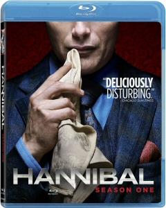 Hannibal Season 1 Blu-Ray