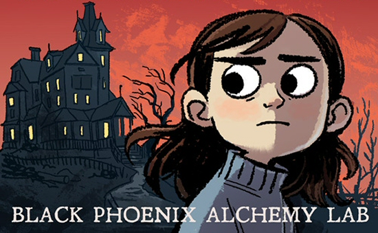 Coraline by Neil Gaiman: The Collection from Black Phoenix Alchemy Lab