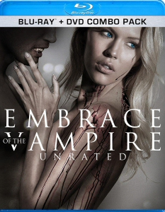 Embrace of the Vampire 2013 Blu-Ray