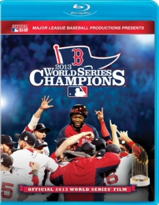 2013 World Series Champions Blu-Ray