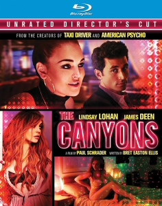 Canyons Blu-Ray