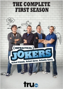 Impractical Jokers Season 1 DVD