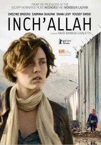 Inch Allah DVD