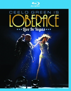 Cee-Lo Green is Loberace: Live in Las Vegas Blu-Ray