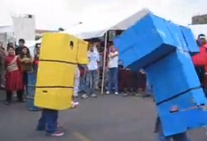 Tetris Block Fighting