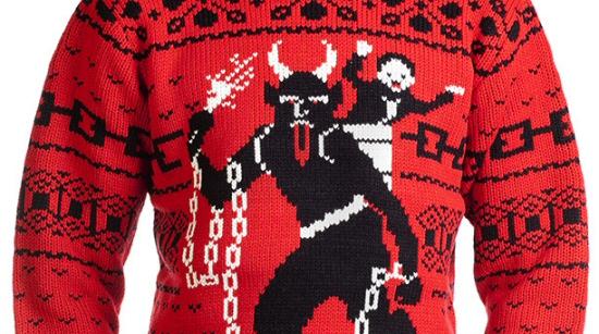Krampus Sweater