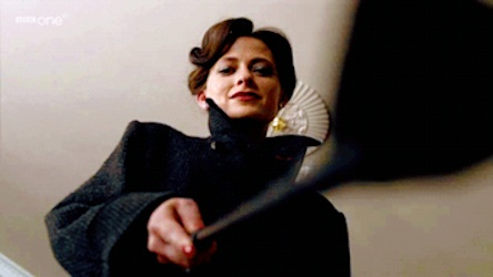 Sherlock Irene Adler Riding Crop