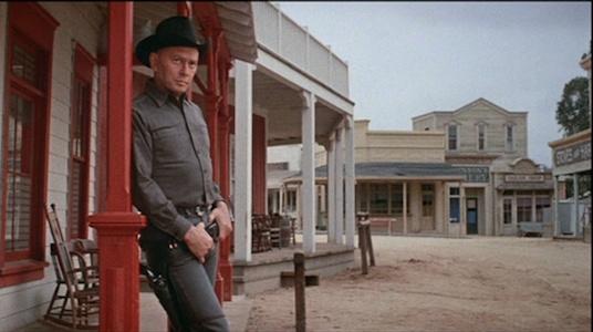 WESTWORLD gunslinger