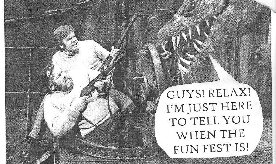 Friendly Fun Fest Monster