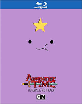 Adventure Time Season 6 Blu-Ray