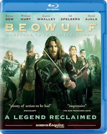 Beowulf: Return to the Shieldlands Blu-Ray