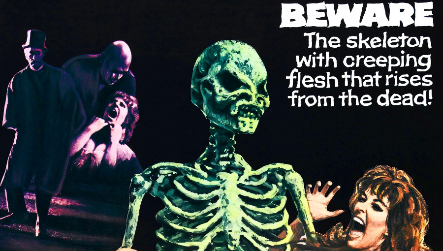 Creeping Flesh (1973)