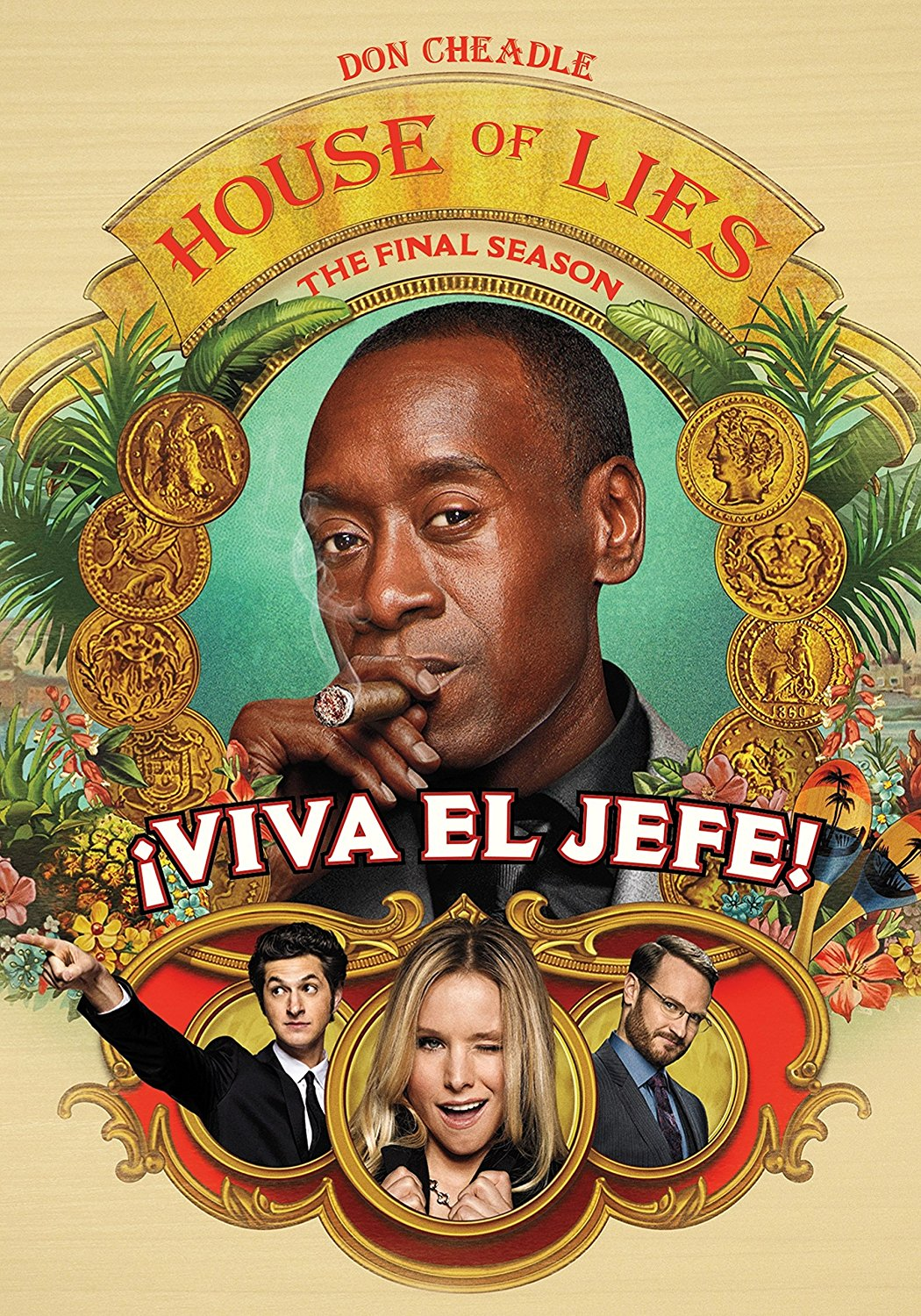 House of Lies Final Season DVD