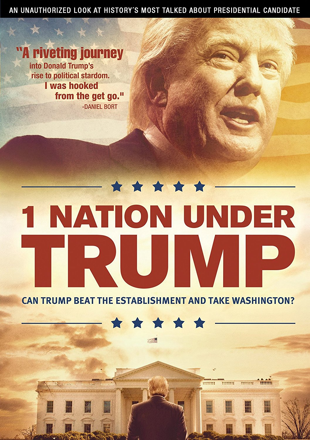 One Nation Under Trump DVD