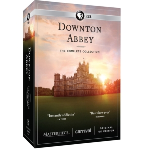 Downton Abbey Complete Series <a href=