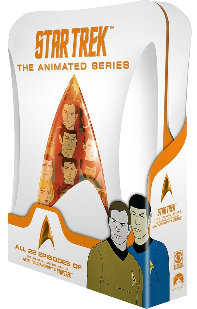 Star Trek Animated Series DVD