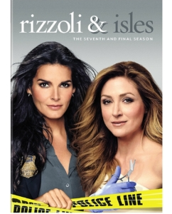 Rizzoli and Isles Seventh Season DVD