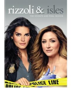 Rizzoli and Isles Seventh Season DVD