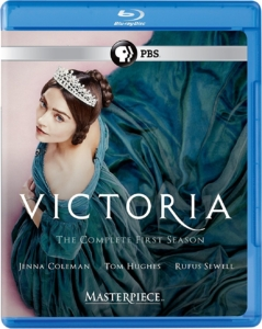 Victoria Season One Blu-ray