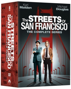 Streets San Francisco Complete Series