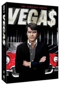 Vegas Complete Series DVD