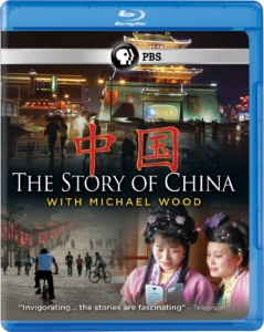 Story of China With Michael Wood Blu-ray