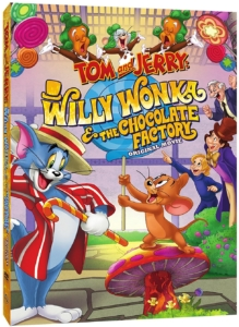 Tom and Jerry- Willy Wonka and the Chocolate Factory