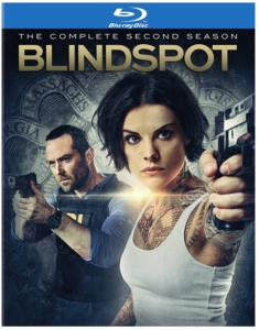 Blindspot Season Two Blu-ray