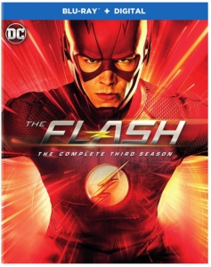 Flash Season Three Blu-ray