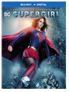 Supergirl Season Two Blu-ray