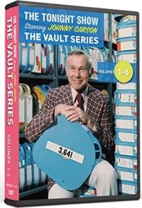 Tonight Show Vault Series Volumes 1-6