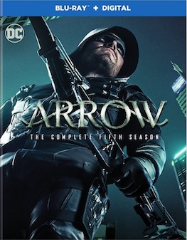 Arrow Season 4 Blu-Ray