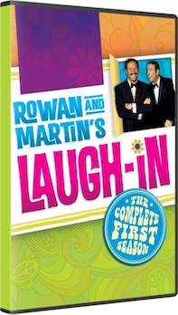 Laugh-In Season 1 DVD