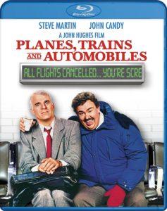 Planes Tranes Automobiles Blu-ray