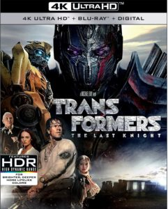 Transformers Last Knight 4K Ultra HD