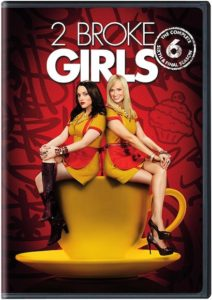 Two Broke Girls Season Six DVD