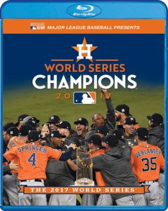 2017 World Series Documentary Blu-ray