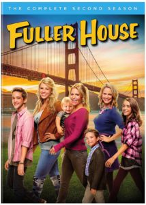 Fuller House - Complete Second Season DVD