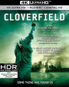 Cloverfield 4K Ultra HD