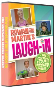 Rowan and Martins Laugh-In Season Two