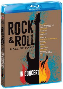 Rock Roll Hall Fame Concert 2014-2017 Blu-ray