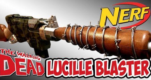 Walking Dead Nerf Lucille Blaster