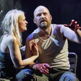 Rory Kinnear and Anne-Marie Duff in National Theatre Live: Macbeth