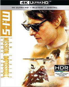 Mission Impossible Rogue Nation 4K