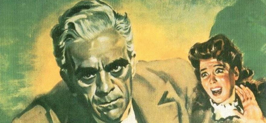 Boogie Man Will Get You with Boris Karloff and Peter Lorre