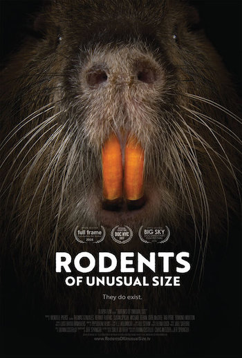 Rodents of Unusual Size movie poster